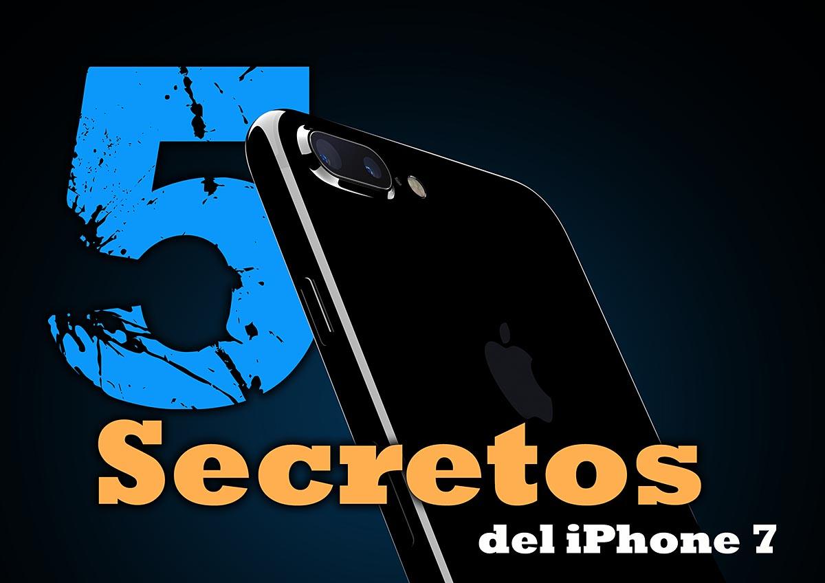 Secretos iPhone 7