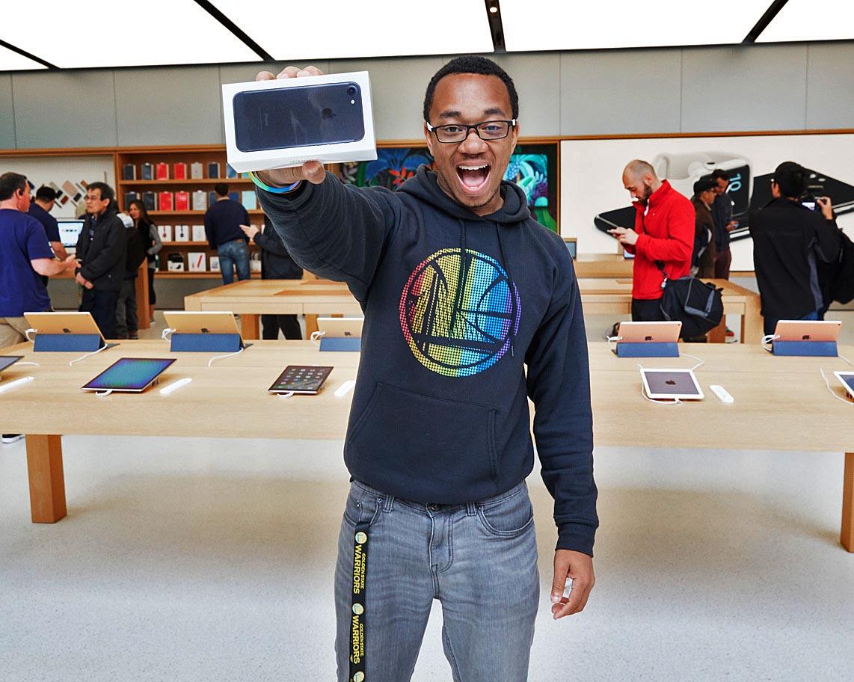 El 80 por ciento de los usuarios del iPhone repetirán de marca en su próximo terminal