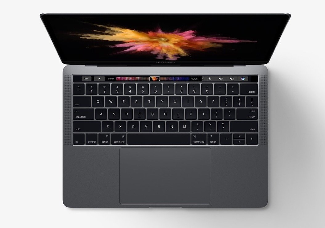 "Apple presenta sus nuevos MacBook Pro con segunda pantalla táctil ""Touch Bar"""