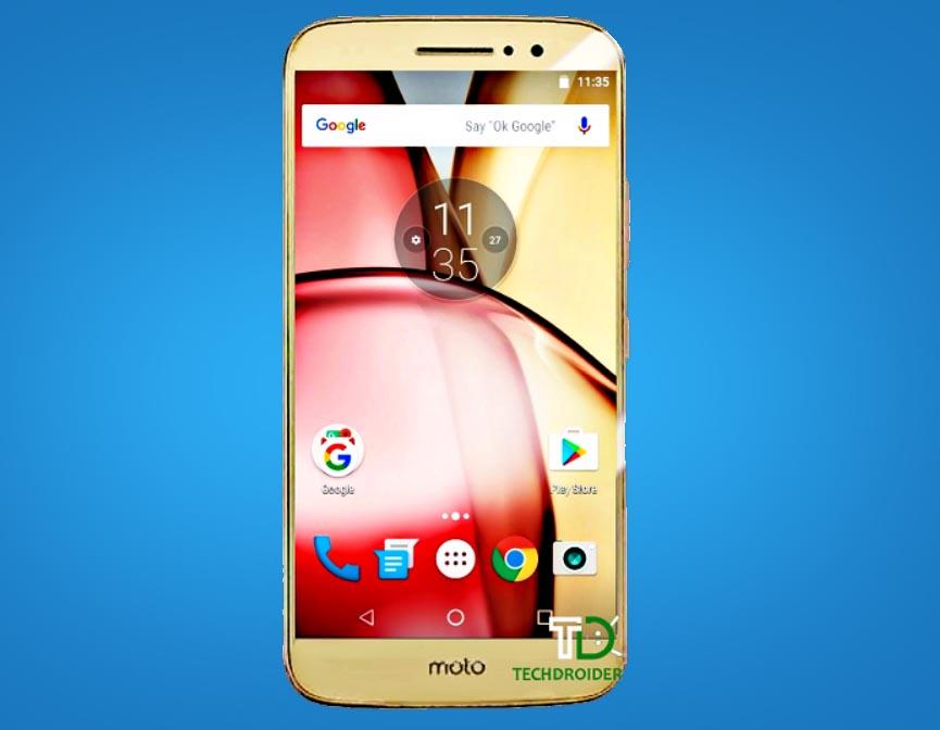 Moto M de Motorola