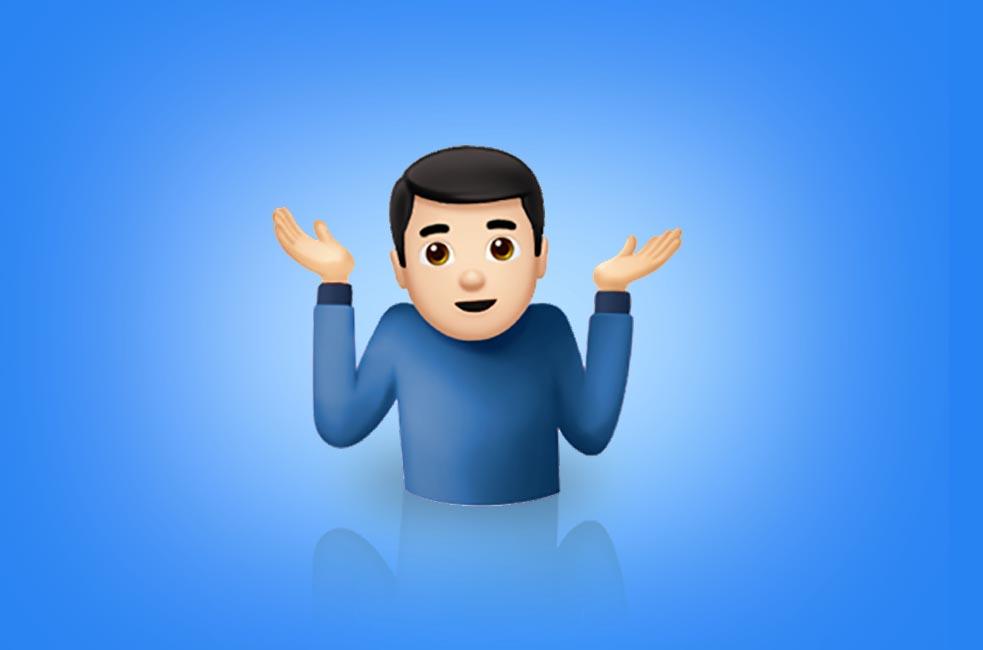 emoji-hombros-levantados