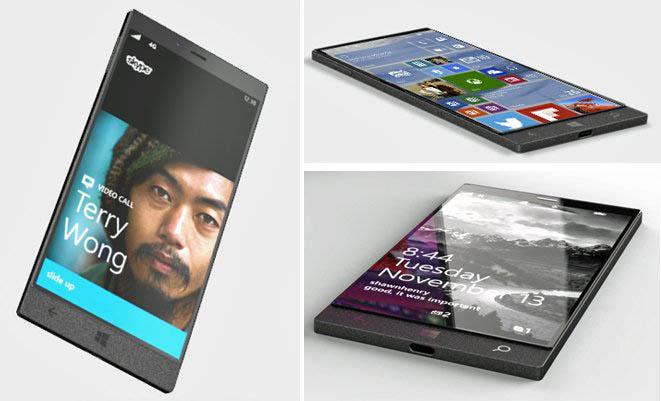 Surface Phone - Microsoft