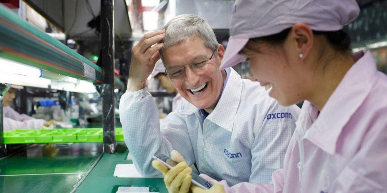 Tim Cook, CEO Apple, quiere crear más empleos en EEUU