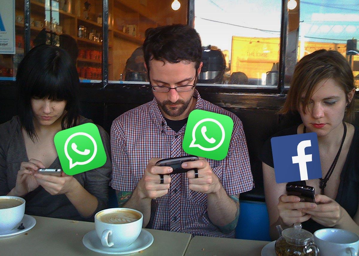WhatsApp mostrará a tus contactos dónde estás