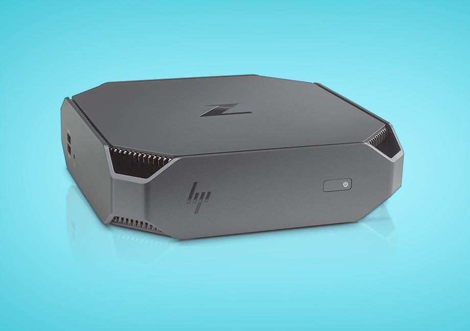 HP presenta el Z2 Mini para competir con los Mac Mini y Mac Pro