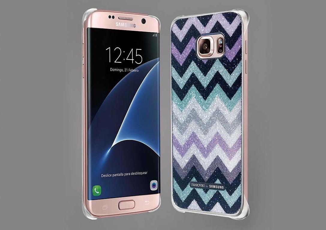 El nuevo Galaxy E7 edge SMARTgirl