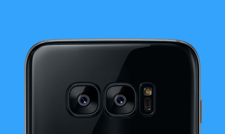Galaxy S8 doble cámara