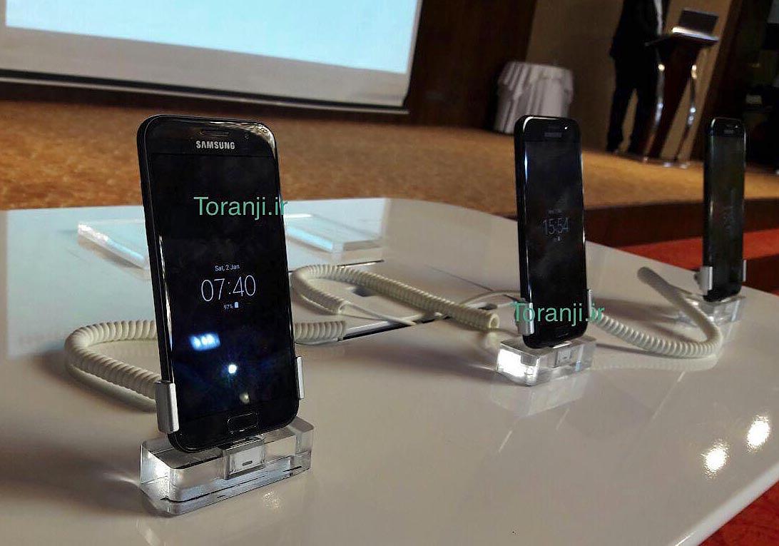 Nuevas imagenes Galaxy A7 A5-07