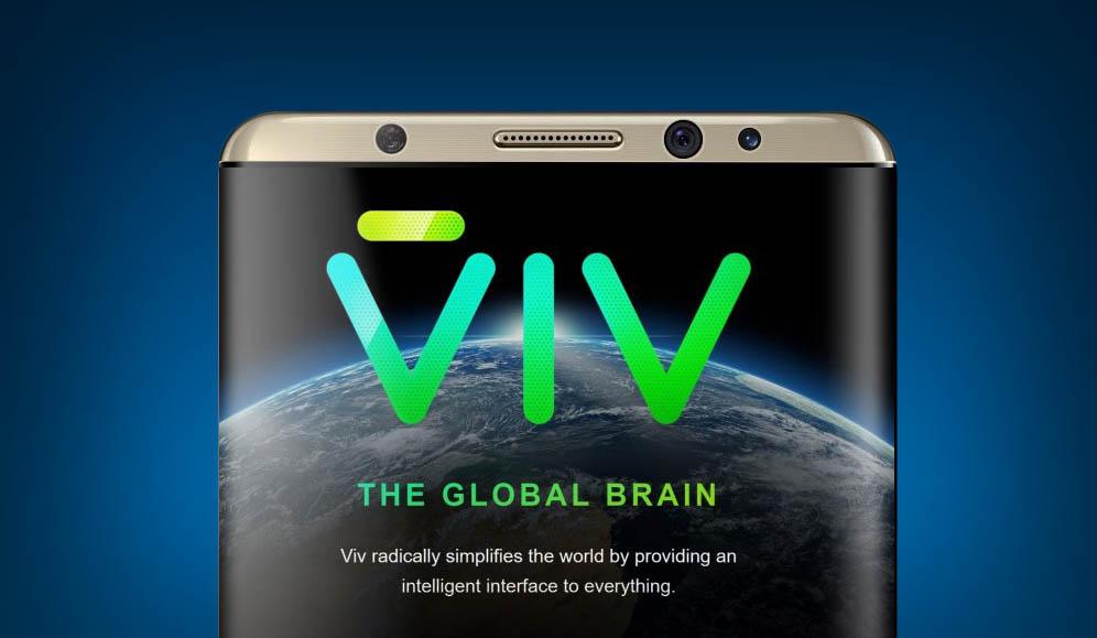 Galaxy S8 recreacion asistente Viv