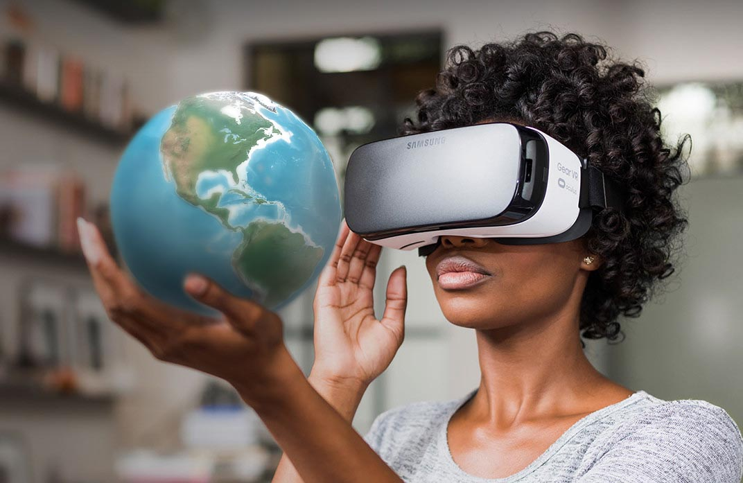 Gafas Gear VR