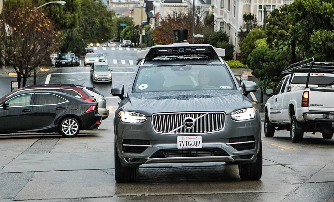 Uber autonomo 1