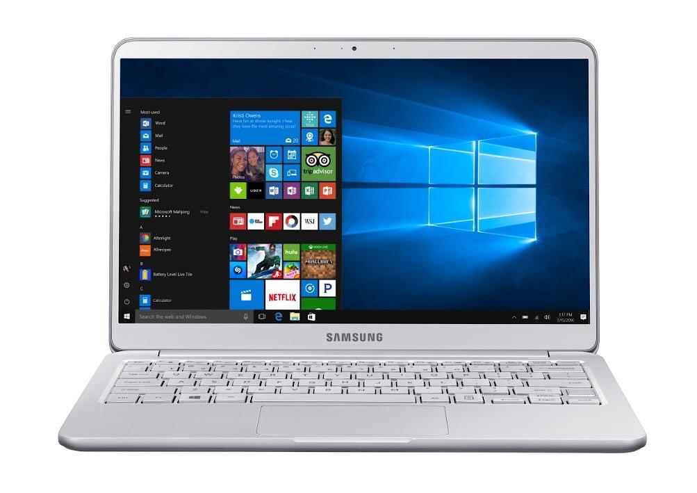 Samsung portátiles Notebook 9-03