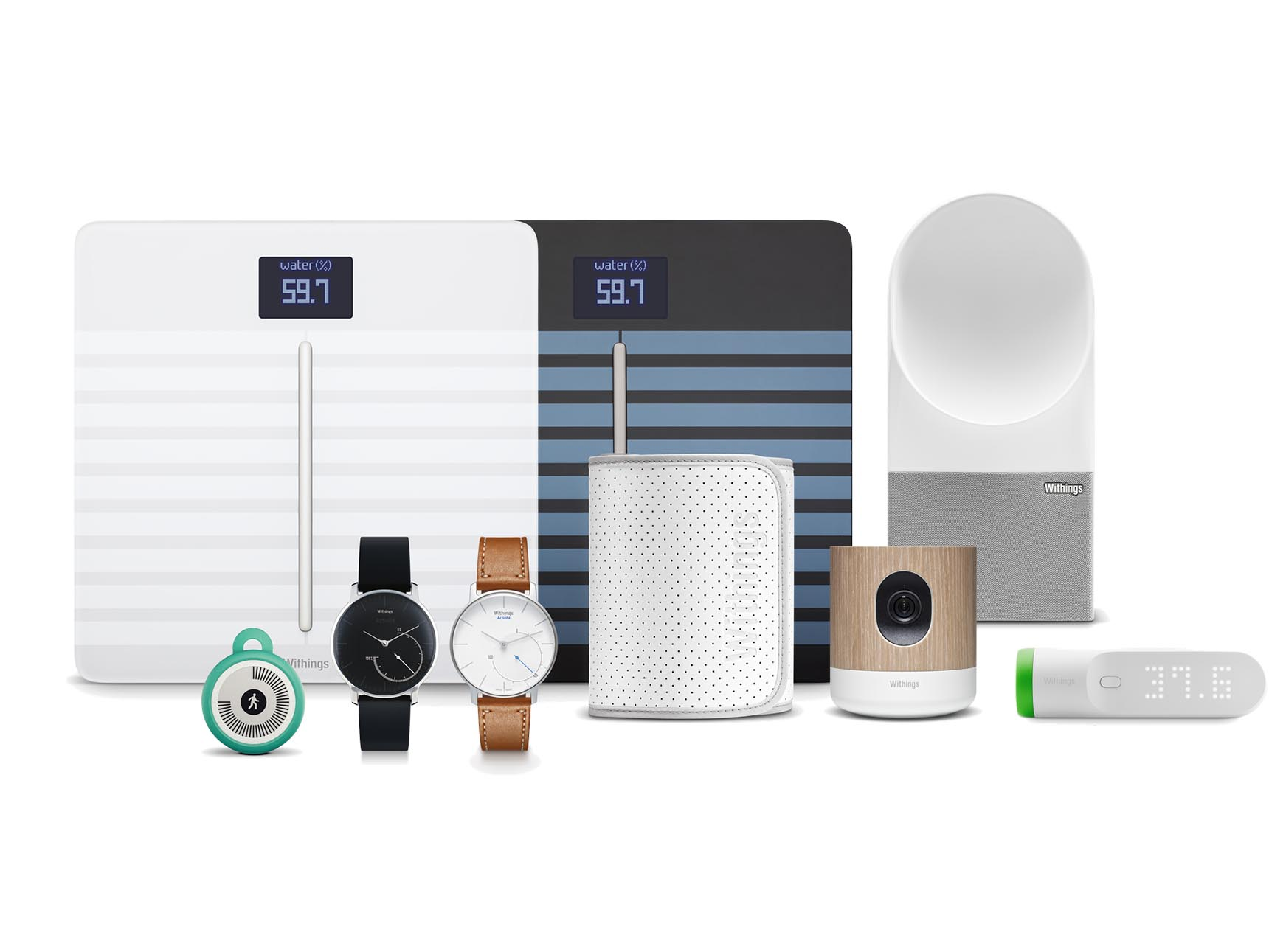 Productos Withings Nokia