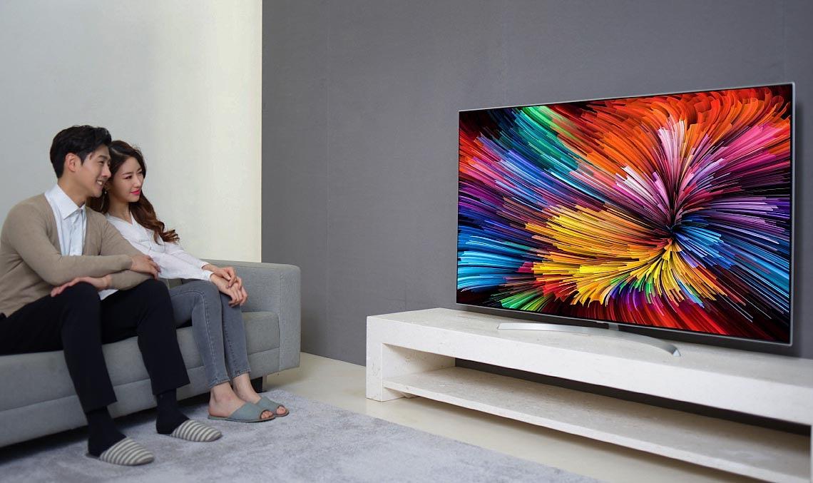 "LG anuncia sus televisores LCD ""Nano Cell"""