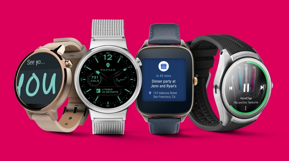 Android Wear 2 relojes