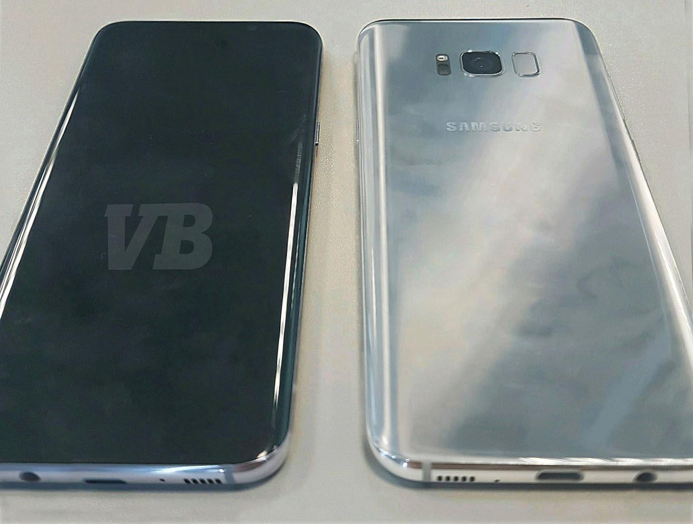 Galaxy S8 filtracion 1