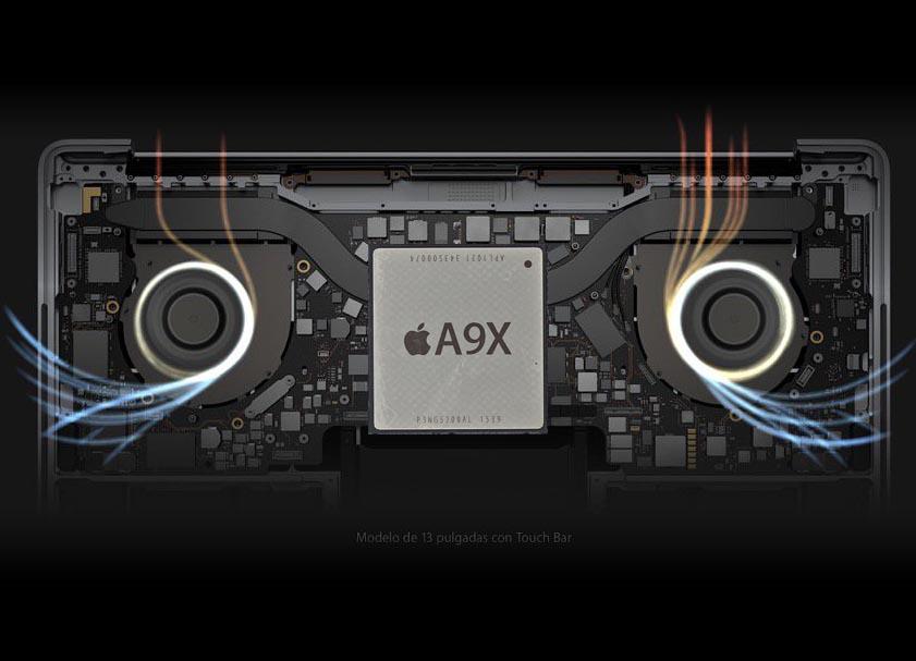 MacBook Chip A9X