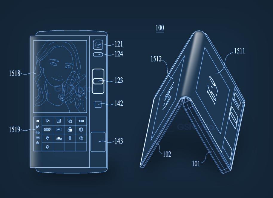 ZTE Axon Multy, el smartphone plegable que llegará en octubre