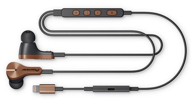 Pioneer Rayz Plus, los auriculares que debería haber lanzado Apple con el iPhone 7
