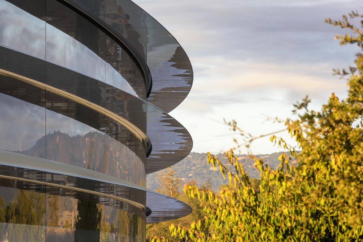 """Apple estrenará sus súper oficinas circulares """"Apple Park"""" en abril"""