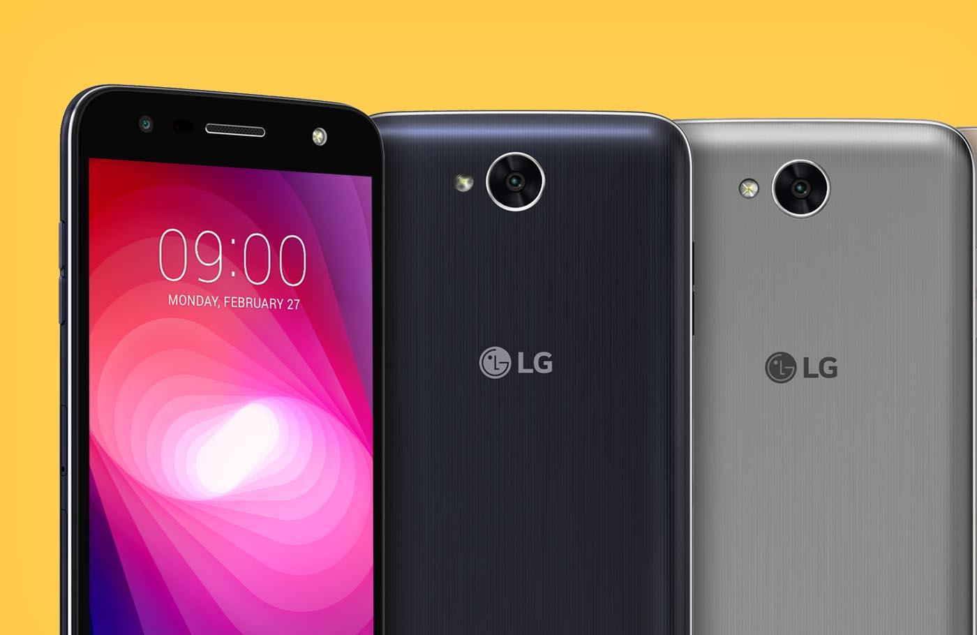 LG X power2 detalle