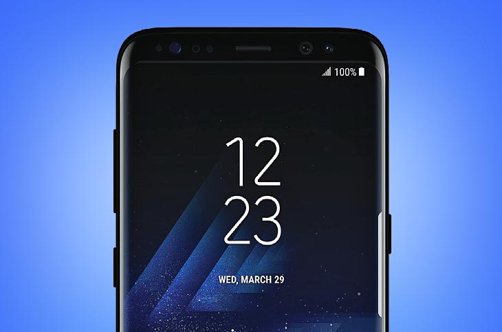 Galaxy S8 filtrado oficial detalle