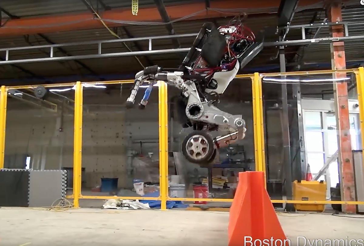 Robot Handle 1
