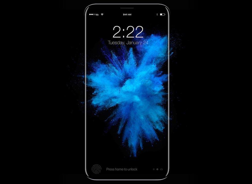 El iPhone 8 de Apple estrenará un revolucionario lector de huella bajo la pantalla