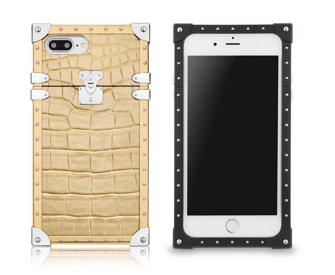 Louis Vuitton presenta una carcasa para el iPhone 7 que cuesta… 7 veces lo que un iPhone 7