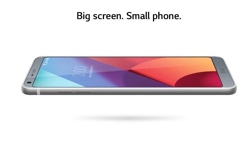 El LG G6 costará 750 euros