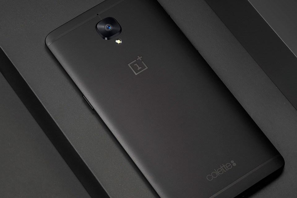 OnePlus 3T Colette