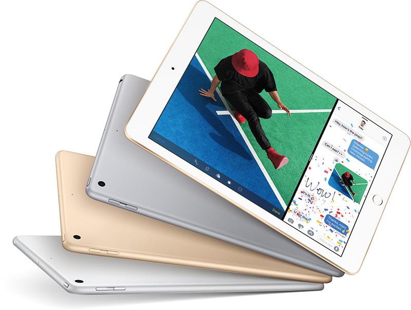 El nuevo iPad de 9,7 pulgadas partir de 399 euros
