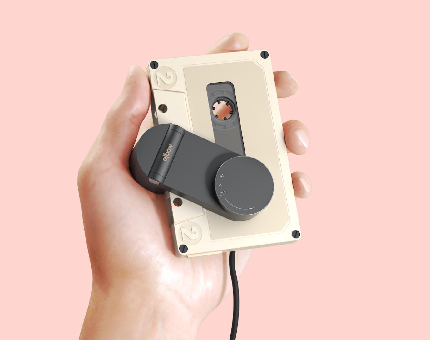 Elbow el reproductor de cintas que viene del futuro