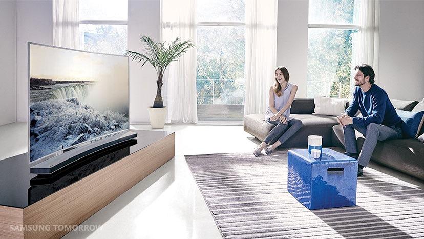 Samsung sigue apostando por los televisores curvos