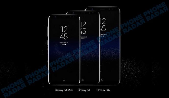 Samsung podría lanzar un Galaxy S8 Mini
