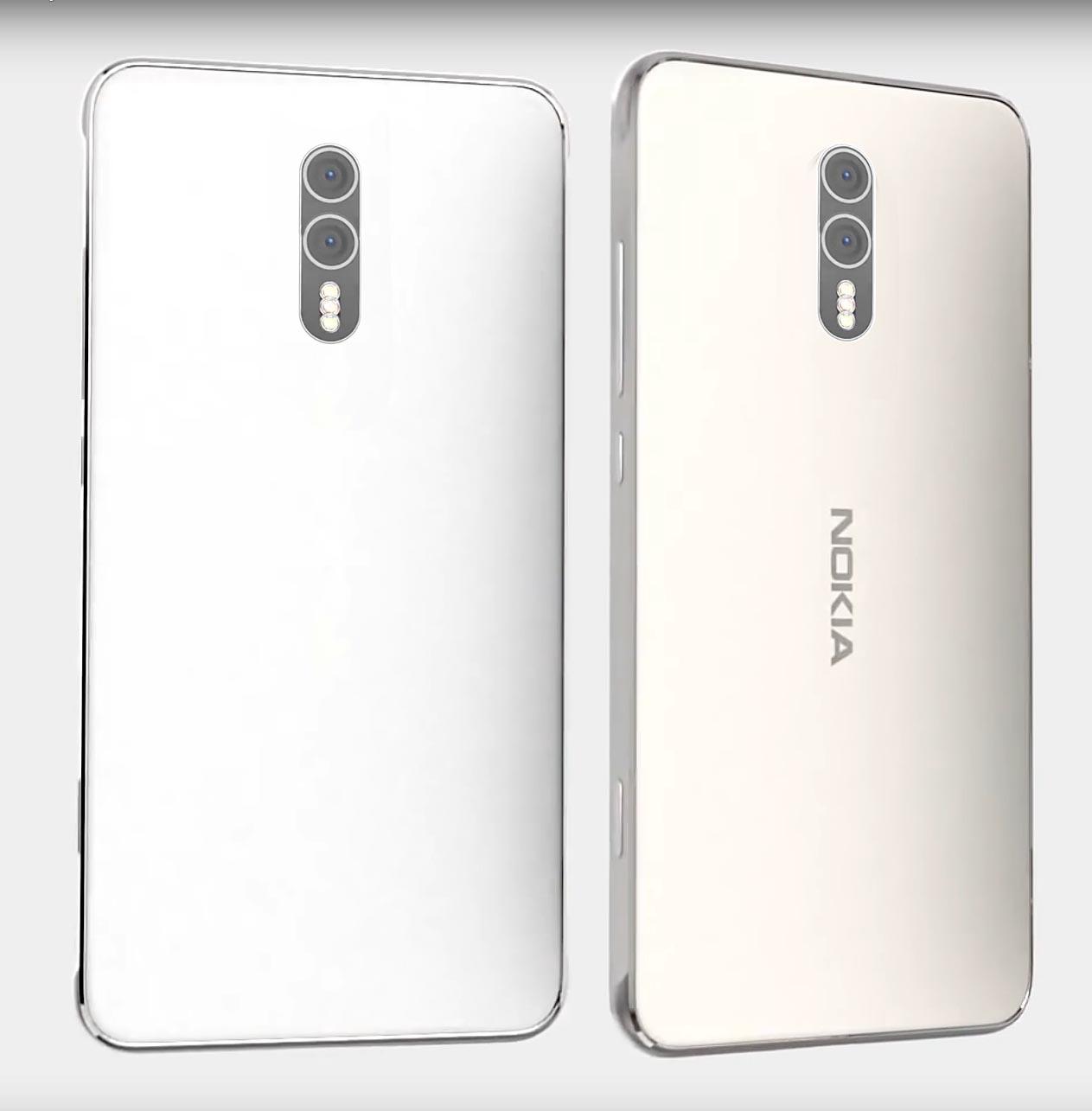 Nokia 9 recreacion