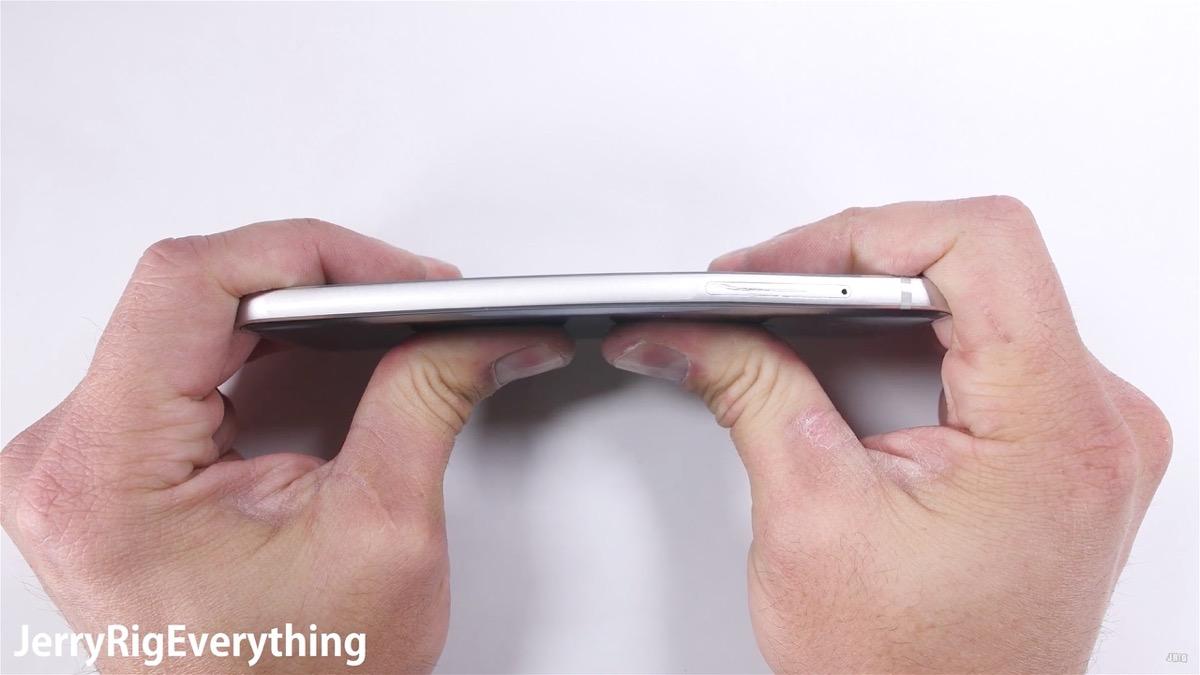 El LG G6 supera con buena nota las pruebas de resistencia