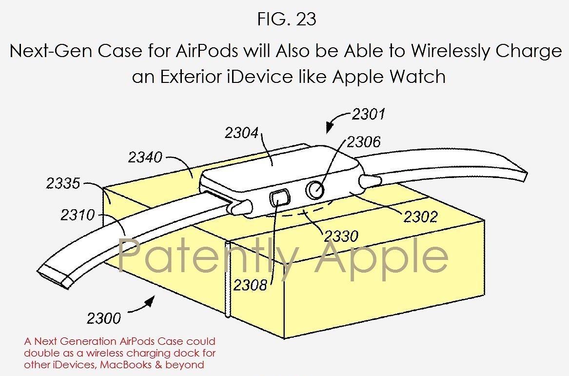 Patente Apple carga AirPods-01