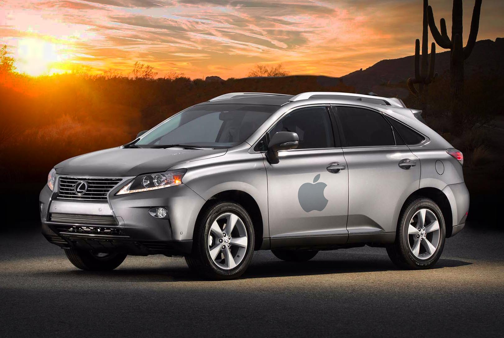 Apple se conformará con usar vehículos convencionales modificados, pero ha llegado a replantearse hasta reinventar la rueda para su Apple Car