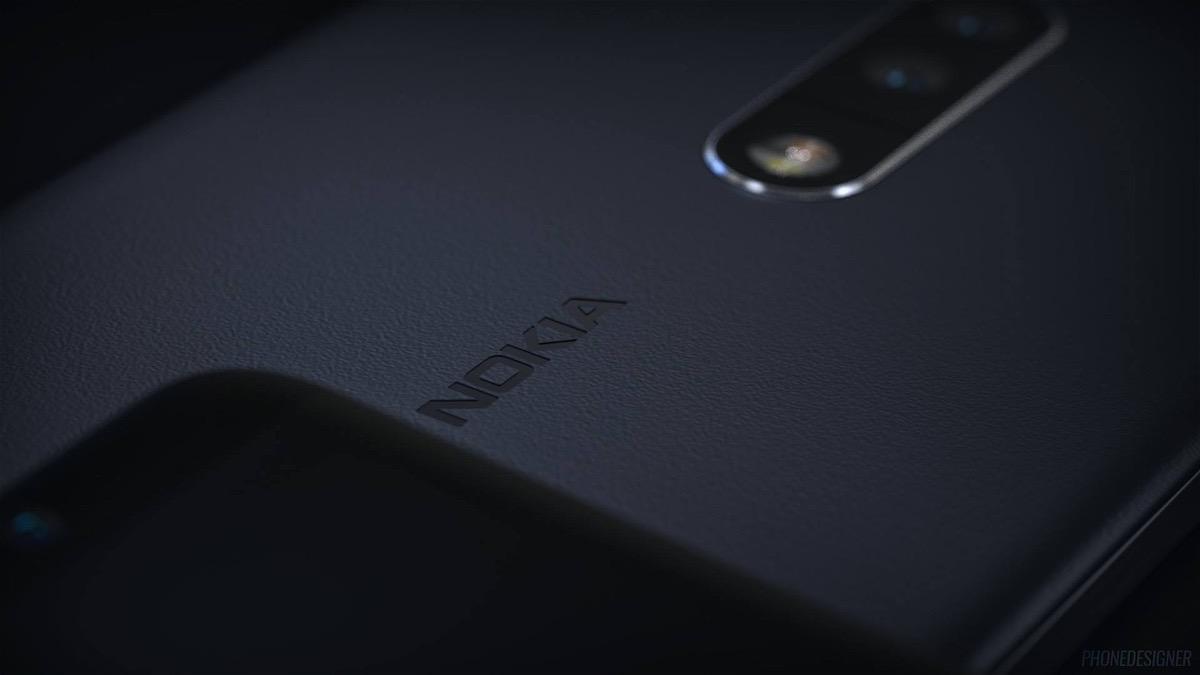 Recreación del aspecto del futuro Nokia 9