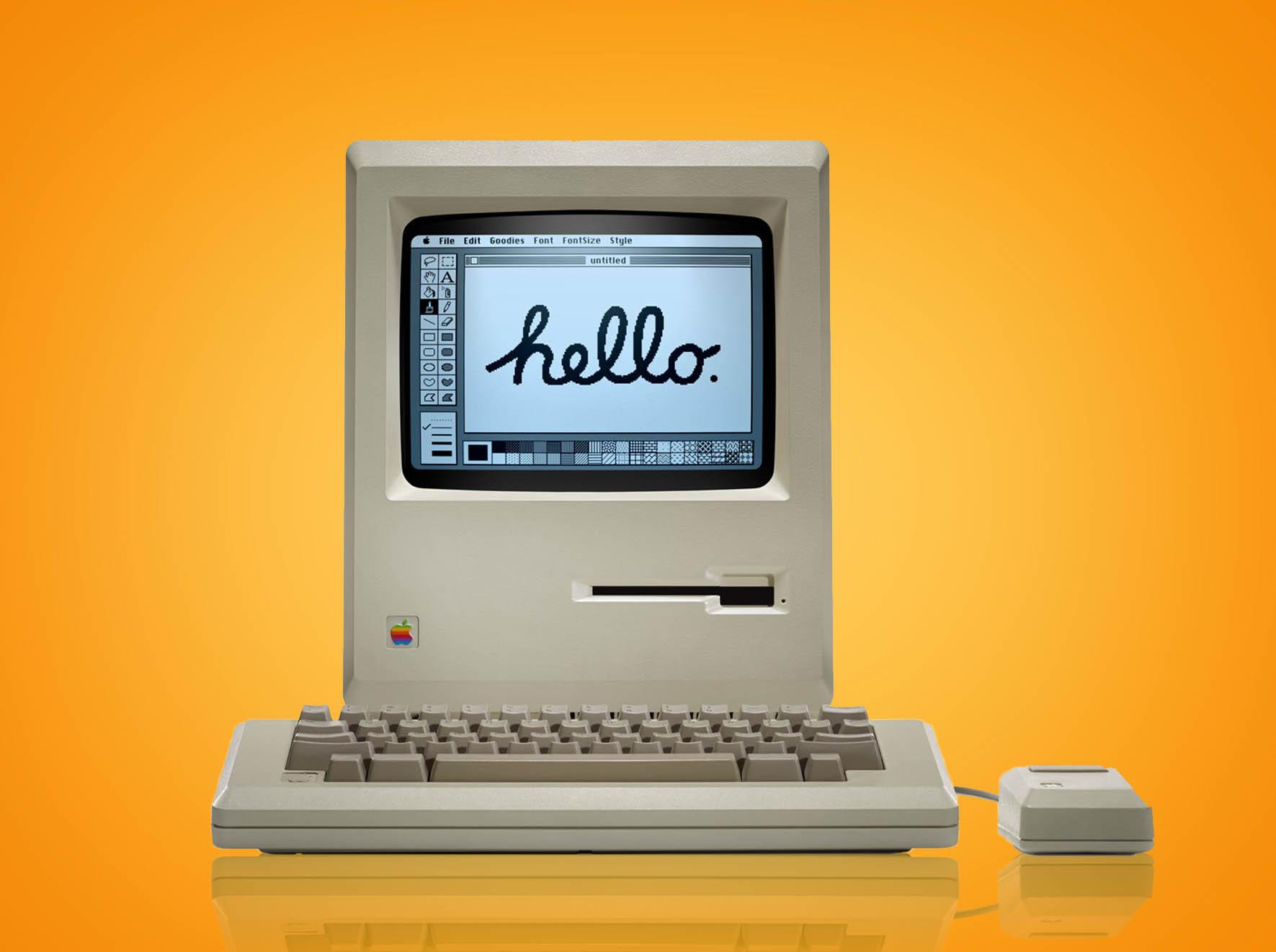 Ahora puedes disfrutar de los antiguos Macintosh en tu navegador