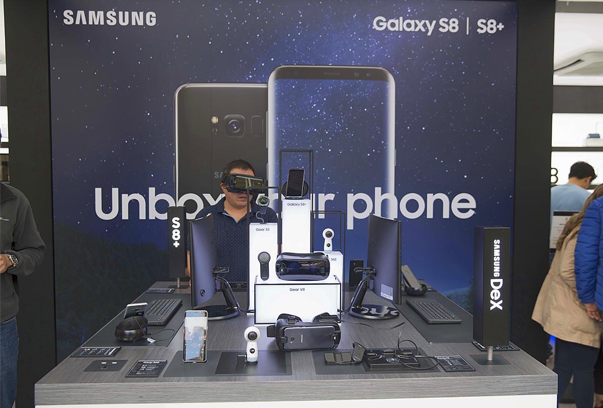 El espacio Samsung Galaxy Studio