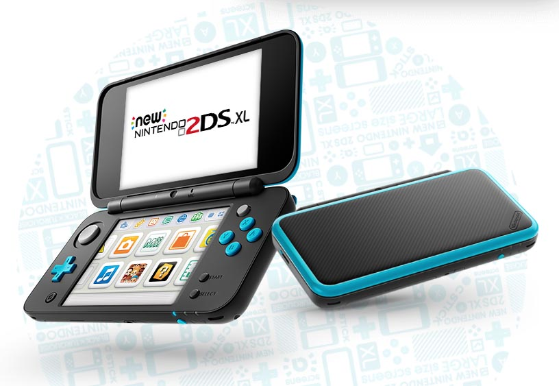 La nueva Nintendo 2DS XL