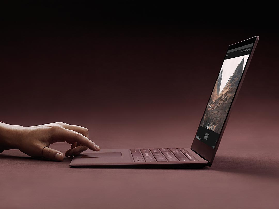 El nuevo Microsoft Surface Laptop