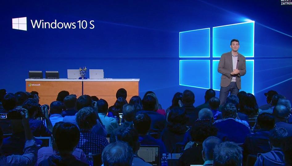 Windows 10 S, llega el Windows 10 para la educación
