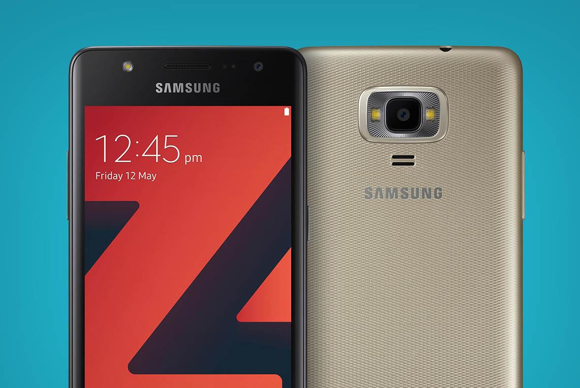El nuevo smartphone Samsung Z4 usa el sistema Tizen en lugar de Android