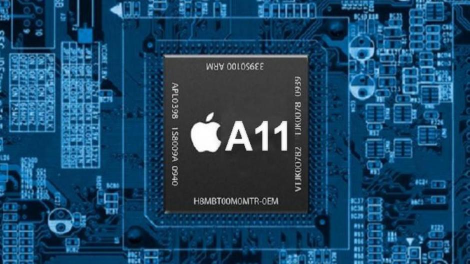 Apple podría integrar un chip especializado de inteligencia artificial dentro del A11 que llevará el iPhone 8