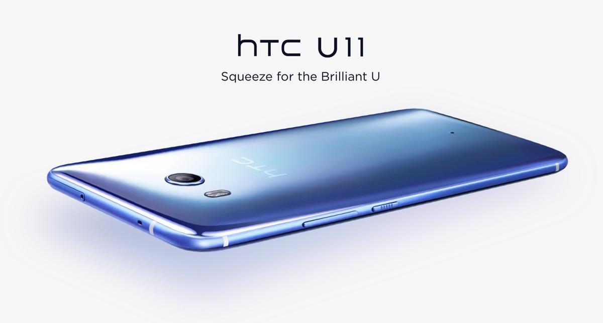 El nuevo HTC U11