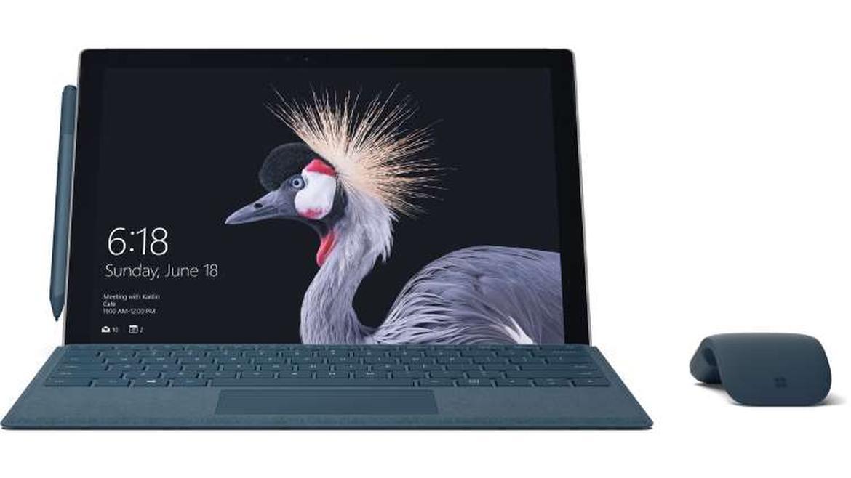 La nueva Surface Pro de 2017