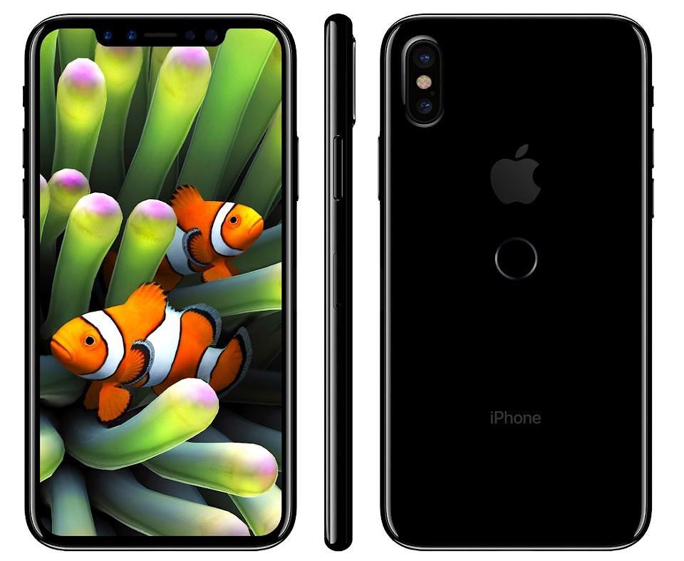 Recreación iPhone 8